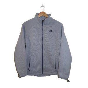 The North Face Cozy Zip Up Knit Sweatshirt